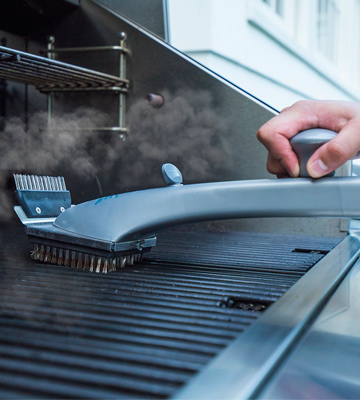 Review of Grill Daddy Steam Grill Brush