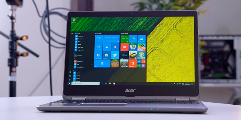 "Review of Acer Aspire R15 Convertible 2-in-1 Laptop, 15.6"" Full HD Touch, 7th Gen Intel Core i7, GeForce 940MX, 12GB DDR4, 256GB SSD"
