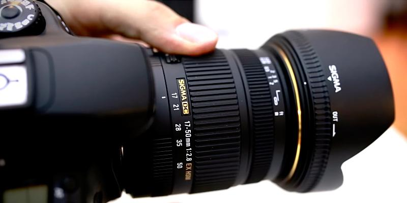 Review of Sigma 17-50mm f/2.8 EX DC OS HSM FLD Large Aperture Standard Zoom Lens