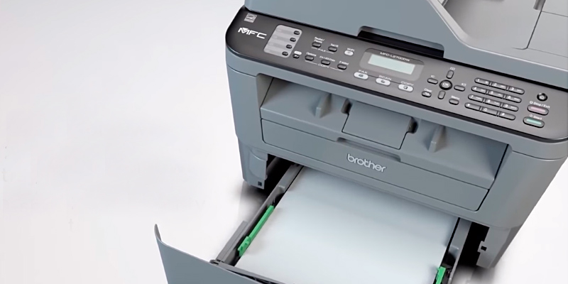 Detailed review of Brother MFCL2700DW Compact Laser All-In One Printer