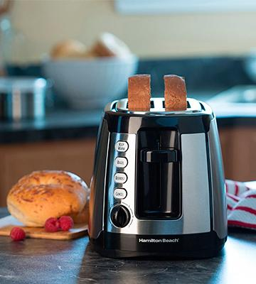 Review of Hamilton Beach 22811 Keep Warm 2-Slice Toaster