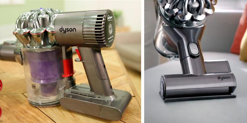 Review of Dyson V6 Cord Free Vacuum