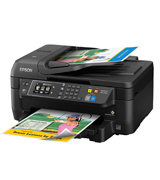 Epson WF-2760 WorkForce All-in-One Wireless Color Printer