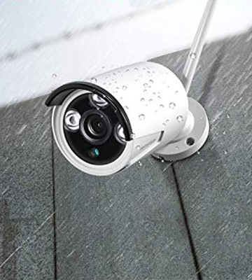 Review of heimvision HM241 4Pcs Outdoor Wireless Security Camera System