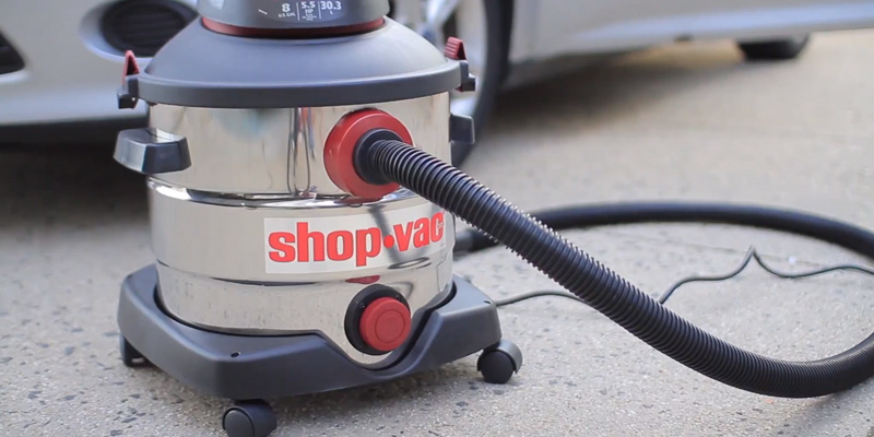 Review of Shop-Vac 5989400 Stainless Wet Dry Vacuum