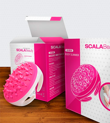 Review of Scala Beauty Cellulite Massager and Remover Brush Mitt
