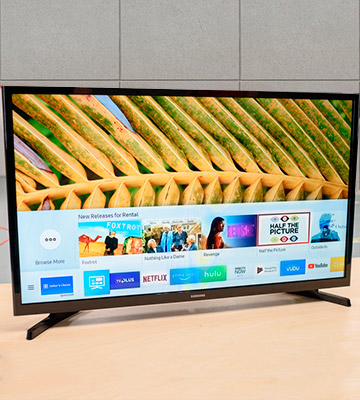 Review of Samsung UN32N5300AFXZA 32 1080p Smart LED TV