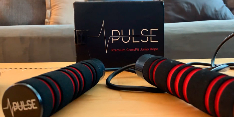 Review of Pulse Weighted Jump Rope