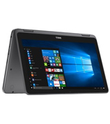 Dell Inspiron 11.6 2-in-1 Convertible HD Touchscreen Laptop - Intel Quad-Core Pentium N3710 1.6GHz, 4GB RAM, 500GB HDD