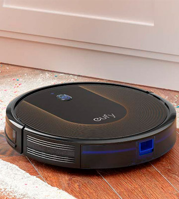 Review of Eufy RoboVac 30C BoostIQ Robotic Vacuum Cleaner