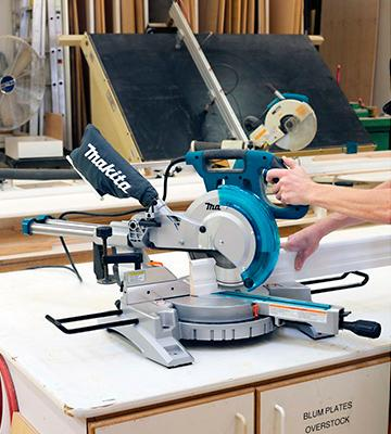Review of Makita LS1018 10'' Dual-Bevel Slide Miter Saw