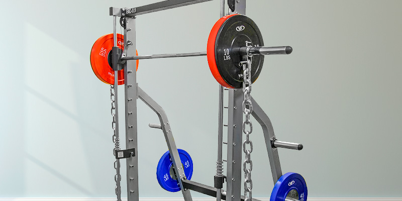 Detailed review of Valor Athletics Smith Machine