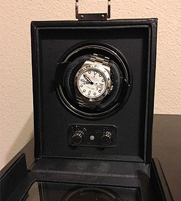 Review of Wolf 270002 Heritage Single Watch Winder