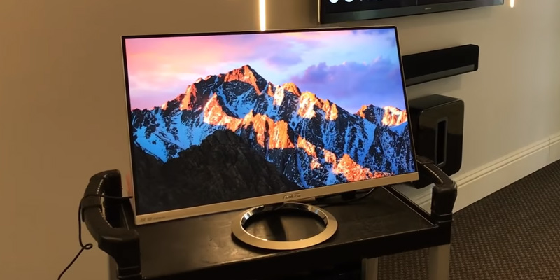 "Detailed review of ASUS Designo MX27UC 27"" 4K Professional Monitor"