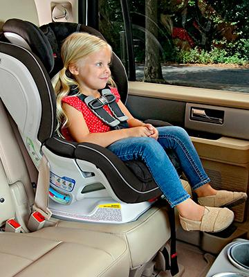 Review of Britax Advocate ClickTight Convertible Car Seat