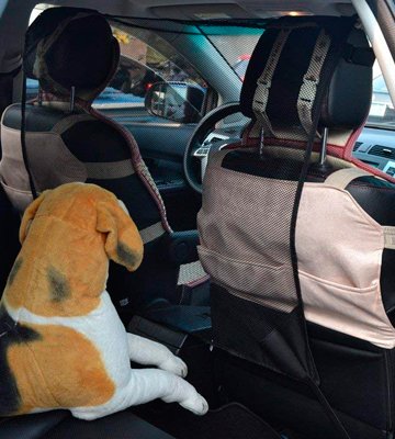 Review of ColorPet Deluxe Car Pet Barrier