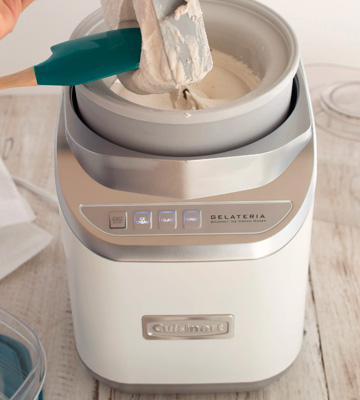 Review of Cuisinart ICE-60W Cool Creations Ice Cream Maker