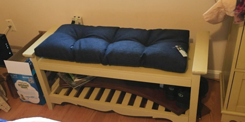 Review of The Gripper Omega Universal Bench Cushion