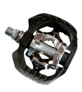 Shimano PD-M647 Clipless Pedal with Outer Cage