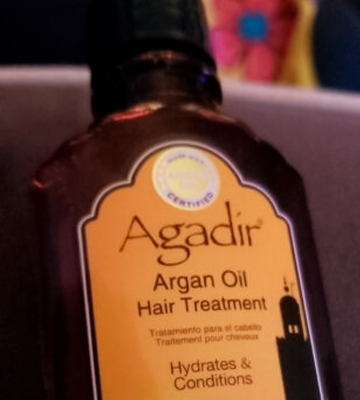 Review of AGADIR Argan Oil Treatment, 4 oz