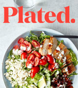 Plated. Pick your perfect meal-kit plan