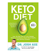 Josh Axe Keto Diet: Your 30-Day Plan to Lose Weight, Balance Hormones, Boost Brain Health, and Reverse Disease