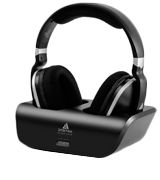 ARTISTE 2018TVH03 Wireless TV Headphones Over Ear Headsets