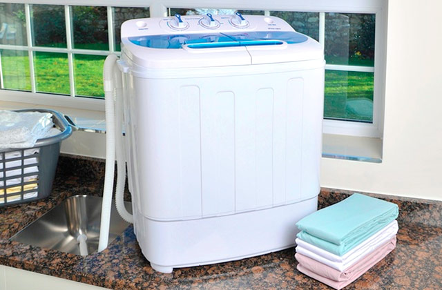 Comparison of Portable Washing Machines