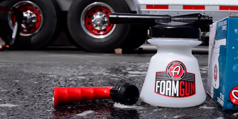 Review of Adam's Polishes ASFG-17 New Standard Foam Gun