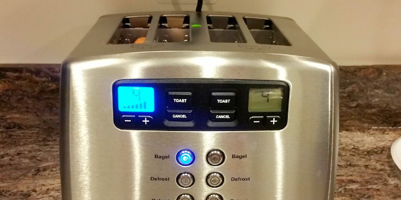 Detailed review of Cuisinart CPT-440 4-Slice Toaster
