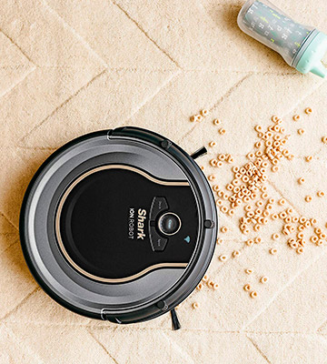 Review of Shark ION Robot (R75) Robotic Vacuum Cleaner
