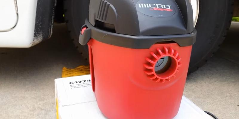Review of Shop-Vac 2021000 Micro Wet/Dry Vac