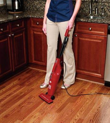 Review of Dirt Devil SD20000RED Simpli-Stik Lightweight Bagless Stick Vacuum