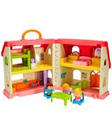 Fisher-Price DFN41 Little People Surprise & Sounds Home