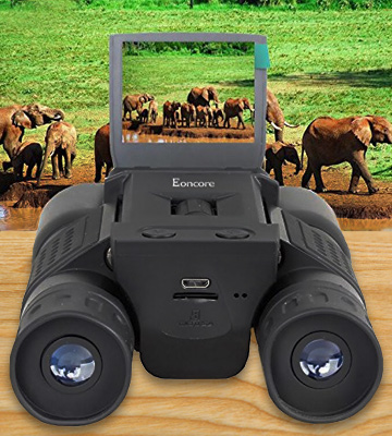 Review of Eoncore FS009 Digital Camera Binoculars