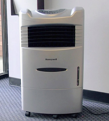 Review of Honeywell CL201AE Indoor Evaporative Cooler (470 CFM)