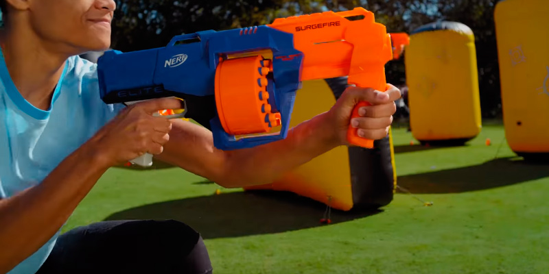 Review of Nerf E0011 N-Strike Elite SurgeFire