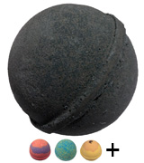 Cosmic Bath Bombs Black Hole Bath Bomb