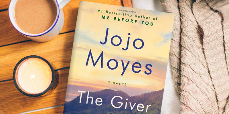 Jojo Moyes The Giver of Stars A Novel in the use
