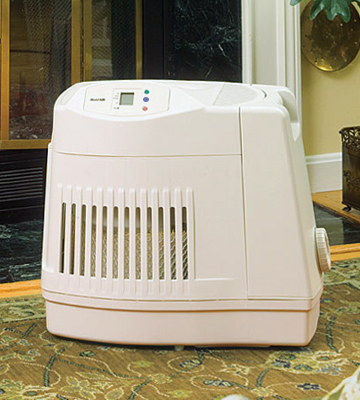 Review of AIRCARE MA1201 Whole-House Console-Style Evaporative Humidifier