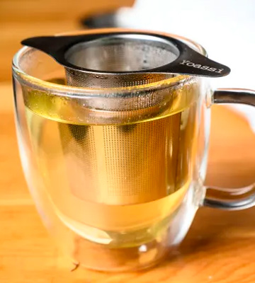 Review of Yoassi Extra Fine 18/8 Stainless Steel Tea Infuser