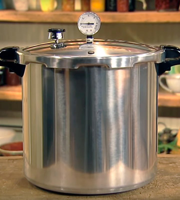 Review of Presto 01781 23-Quart Pressure Canner and Cooker