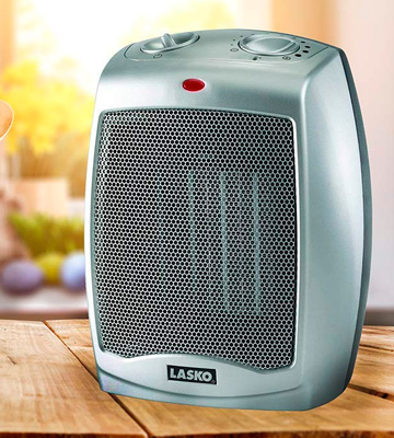 Review of Lasko 754200 Ceramic Heater with Thermostat