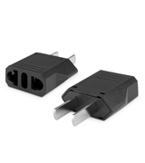 BoxWave European to American Plug Adapter