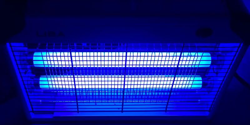 Review of LiBa 45987 Indoor Bug Zapper