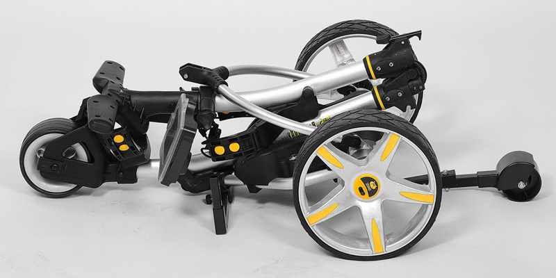 Bat-Caddy X3R Electric Golf Caddy application