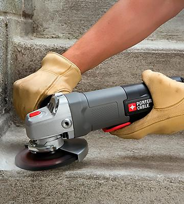 Review of PORTER-CABLE PC60TPAG Angle Grinder