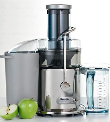 Review of Breville JE98XL Juice Extractor