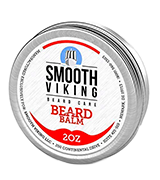 Smooth Viking Beard Care 643906625542 with Leave-in Conditioner