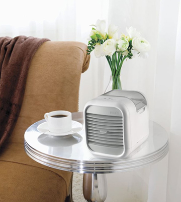 Review of HoMedics MY CHILL Portable Air Cooler